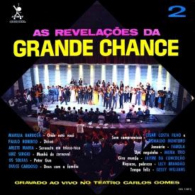 Various - As Revelações da Grande Chance No 2 (1968) a