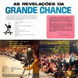 Various - As Revelações da Grande Chance No 2 (1968) b