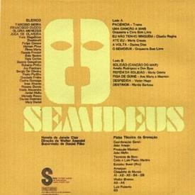 Various - OST O Semideus (1973) b