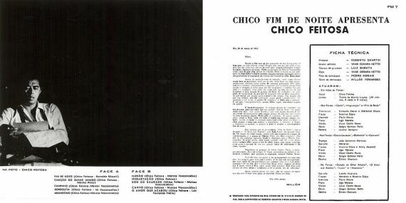 Chico Feitosa - Chico Fim de Noite Apresenta Chico Feitosa (1965) b
