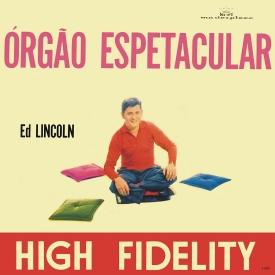 Ed Lincoln - Órgão Espetacular (1961) a