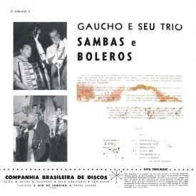 Gaúcho - Sambas e Boleros (1961) b