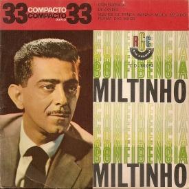 Miltinho - Compacto Duplo (1962)
