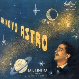 Miltinho & Sexteto Sideral - Um Novo Astro (1960) a