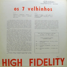 Os 7 Velhinhos - Os 7 Velhinhos (1961) b