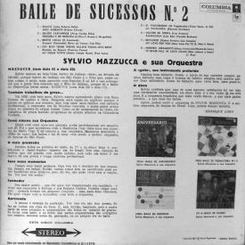 Sylvio Mazzucca - Baile de Sucessos No. 2 (1961) b