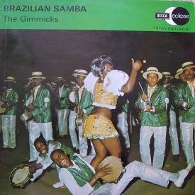 The Gimmicks - Brazilian Samba (1969) a