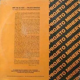 Various - 100 Anos de Música Popular Brasileira – 6 Projeto Minerva (1975) b