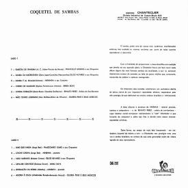 Various - Coquetel de Sambas (1964) b