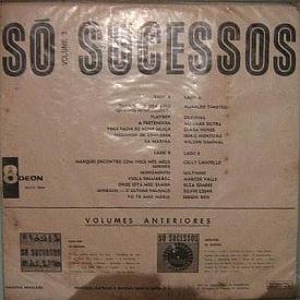 Various - Tesouro Musical (1968) b