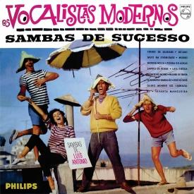 Os Vocalistas Modernos - Sambas de Sucesso de Luis Antonio (1961) a