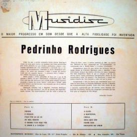 Pedrinho Rodrigues - Pedrinho Rodrigues (1963) b