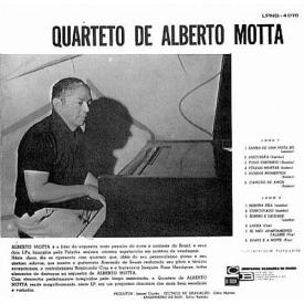 Alberto Mota - Quarteto de Alberto Mota (1963) b