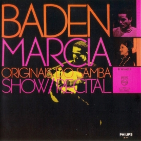 Baden Powell, Márcia & Os Originais do Samba - Show-Recital (1968) a