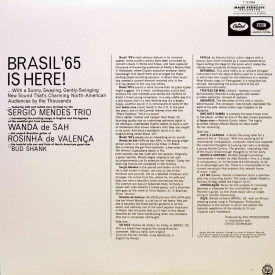 Brasil '65 - Wanda de Sah featuring The Sérgio Mendes Trio (1965) b