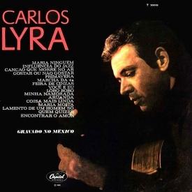 Carlos Lyra - Gravado no México (1968)