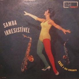 Casé from _ Samba Irresistível (1960) a