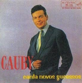 Cauby Peixoto - Cauby Canta Novo Succesos (1961) a