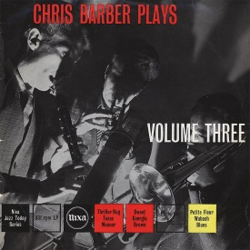 Chris Barber - Chris Barber Plays Vol. 3 (1958) a