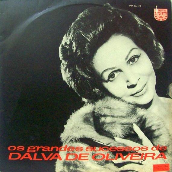 Dalva de Oliveira - Os Grandes Sucessos de Dalva de Oliveira (1969) a
