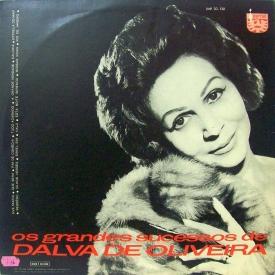 Dalva de Oliveira - Os Grandes Sucessos de Dalva de Oliveira (1969) b
