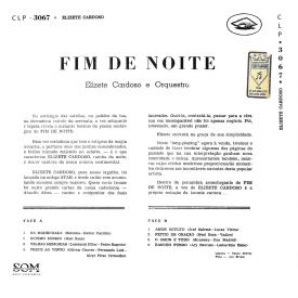Elizeth Cardoso - Fim de Noite (1956) b