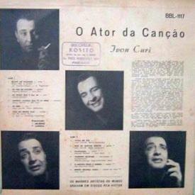 Ivon Curi - O Ator da Canção (1961) b