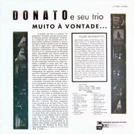 João Donato - Muito à Vontade (1963) b