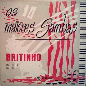 João Leal Brito 'Britinho' - Os Dez Maiores Sambas (1956)