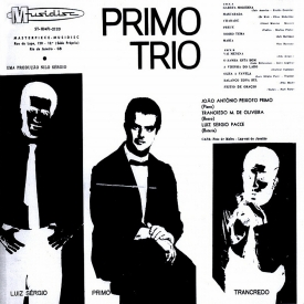 João Peixoto Primo - Primo Trio (1965) b