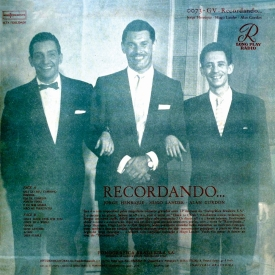 Jorge Henrique, Alan Gordon & Hugo Lander - Recordando (1958) b