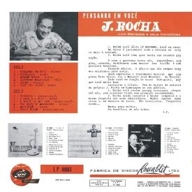 José Magalhães Rocha - Pensando em Você (1961) b