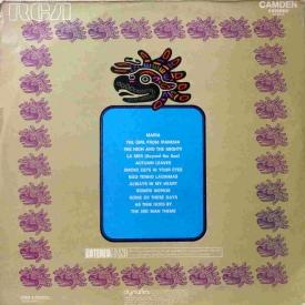 Los Índios Tabajaras - Los Índios Tabajaras (1973) b