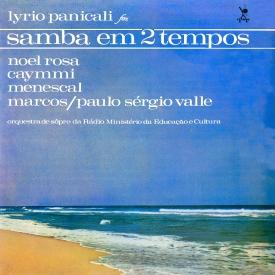 Lyrio Panicali - Lyrio Panicali Faz Samba em 2 Tempos (1967) a