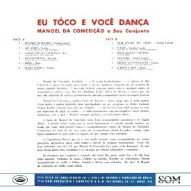 Manoel da Conceição - Eu Toco e Você Dança (1958) b