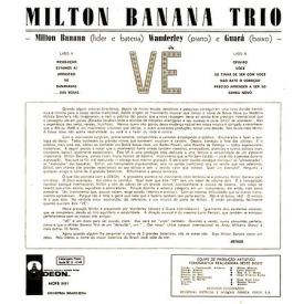 Milton Banana - Vê (1965) b