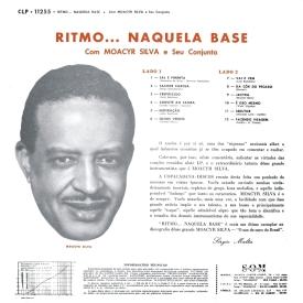 Moacyr Silva - Ritmo... Naquela Base (1962) b
