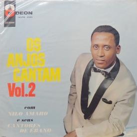 Nilo Amaro e Seus Cantores de Ébano - Os Anjos Cantam Vol. 2 (1962) a