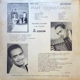 Orlando Silveira - Par Constante (1957) b