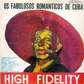 Orquestra Românticos de Cuba - Os Fabulosos Românticos de Cuba (1960)