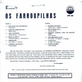 Os Farroupilhas - Os Farroupilhas (1963) b