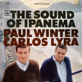 Paul Winter & Carlos Lyra - The Sound of Ipanema (1964) a
