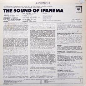 Paul Winter & Carlos Lyra - The Sound of Ipanema (1964) b