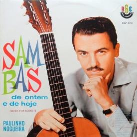 Paulinho Nogueira - Sambas de Ontem e de Hoje (1961) a