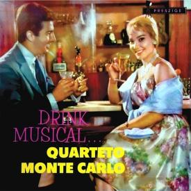 Quarteto Monte Carlo - Drink Musical (1960) a