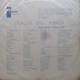 Sérgio Ricardo — Depois do Amor (b)