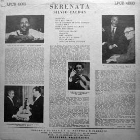 Silvio Caldas - Serenata (1957) b