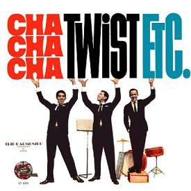 Trio Harmônico - Chá-Chá-Chá Twist etc (c1961) a