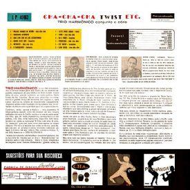 Trio Harmônico - Chá-Chá-Chá Twist etc (c1961) b
