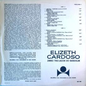 Various - Ao vivo no Teatro João Caetano Vol. 1 (1968) b